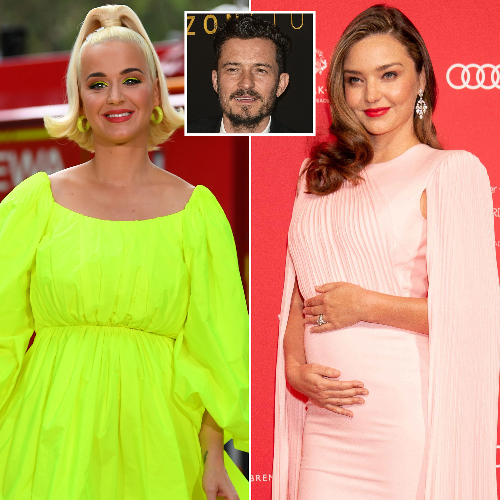 Katy Perry and Orlando Bloom's Ex-Wife Miranda Kerr Reveal They Have a 'Close' Bond