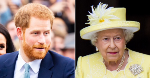 Royal Drama! Queen Elizabeth Reaches Out to Prince Harry on His Birthday