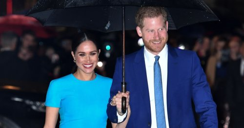 Meghan Markle Reveals Prince Harry's 'Sentimental' 1st Father's Day Gift