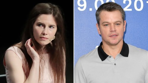 Amanda Knox Accuses Matt Damon's Movie 'Stillwater' of 'Profiting Off' Her Story 'Without Consent'