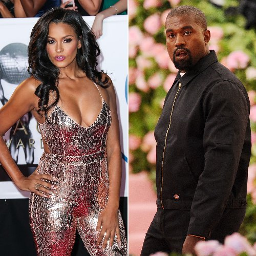 Claudia Jordan Claims Kanye West 'Tried To' Hook Up With Her While With Kim: 'I Couldn't Do It'