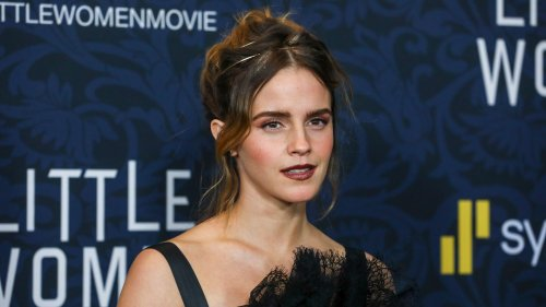 Emma Watson Shuts Down Rumors She's Engaged to Boyfriend Leo Robinton: 'I Promise I'll Share It'