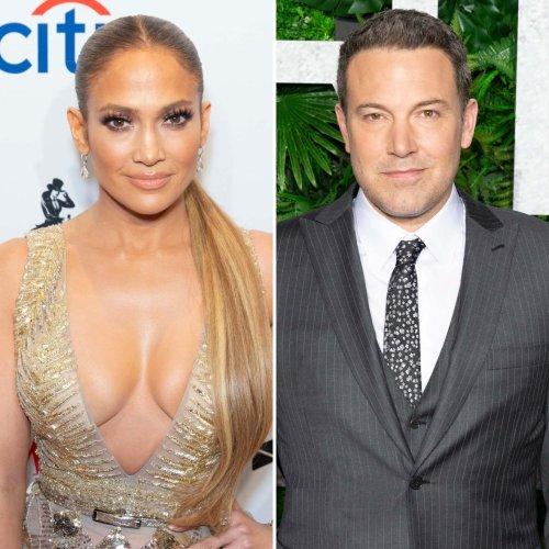Jennifer Lopez and Ben Affleck Enjoy Steamy Makeout Amid Rekindled Romance