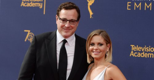 Bob Saget Slams Claims Candace Cameron Bure is 'Fake': She's 'Perky'