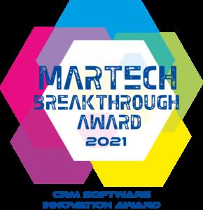 Introhive Wins 2021 MarTech Breakthrough Award