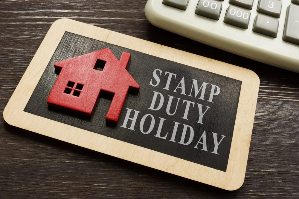 Stamp duty savings cancelled out by soaring property prices - cover
