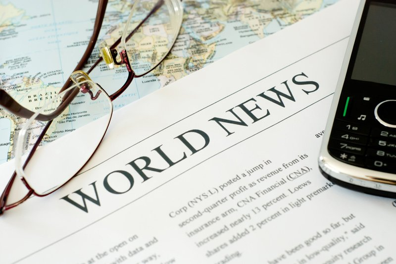 Notícias Globais - cover