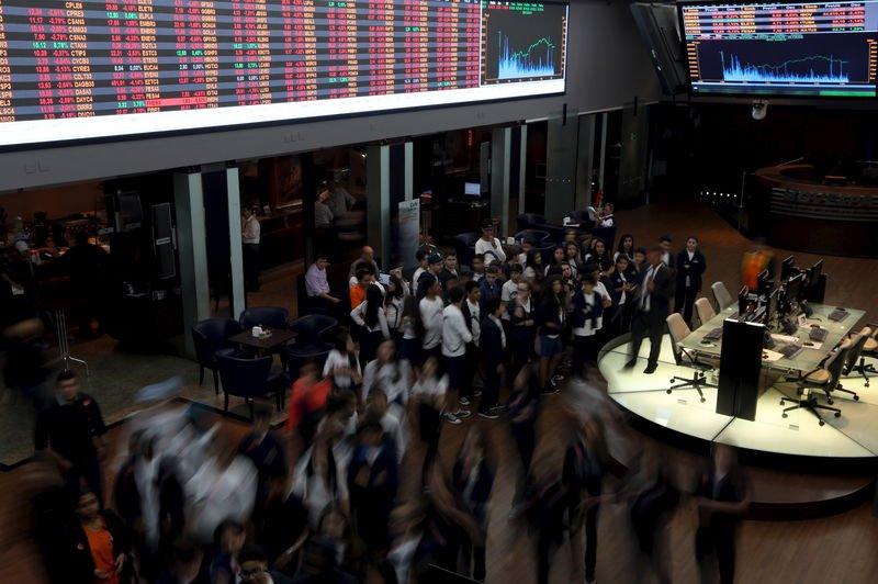 股票市场 - cover