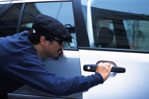 Do You Drive a Car That Thieves Target?