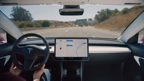 Tesla (TSLA) to Expand 'Full Self-Driving Capability' Beta