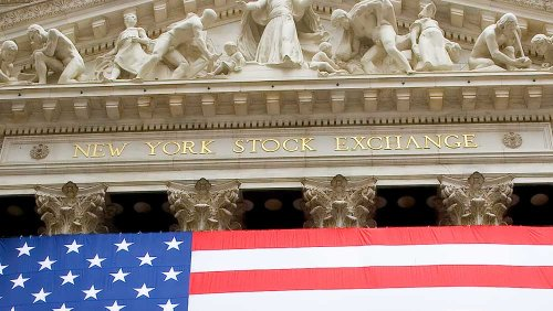 Dow Jones Today, Stocks Lag As Chips, Bitcoin Dive: AT&T, Discovery Merger Provides Boost
