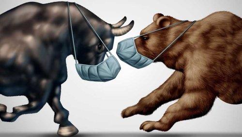 Dow Jones Closes Near Session High Despite J&J News; Bitcoin Soars