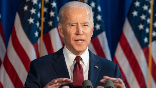 Dow Jones Falls, Nasdaq Dips, As Biden Makes Climate Pledge; Visa Passes Buy Point