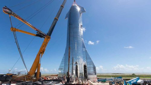 SpaceX Starship Delayed But Is About To Get A Big Boost