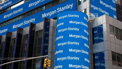 Morgan Stanley Beats But Takes Hit From Hedge Fund's Meltdown