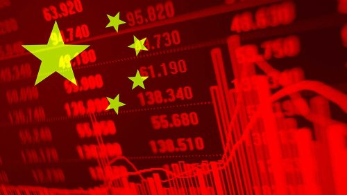 Futures Lower As Evergrande Misses Payment, Bitcoin Tumbles