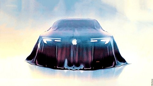 Rumored Apple Car, Cloaked In Mystery, Could Recharge AAPL Stock