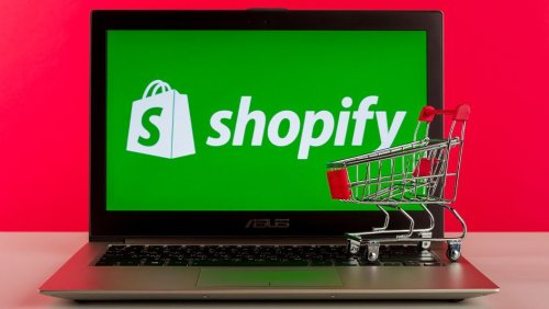 Shopify Rises On Blowout Earnings Amid Slowing Gross Merchandise Volume