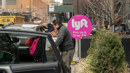 Lyft Joins Elite Club Of Stocks With RS Ratings Over 90 As Consumers Warm Up To Ride-Sharing