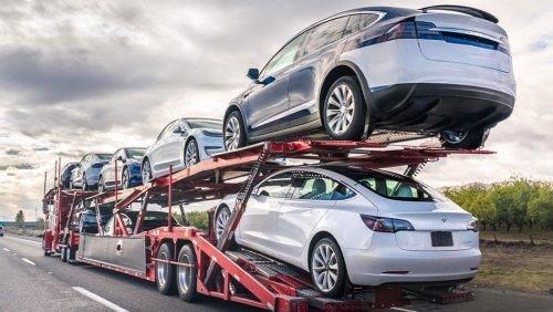 Tesla Eyes 'Nightmare' While EV Startups Lordstown, Fisker Jump