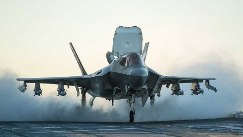 Lockheed Says Classified Program That Hit Q2 Earnings Will Pay Off