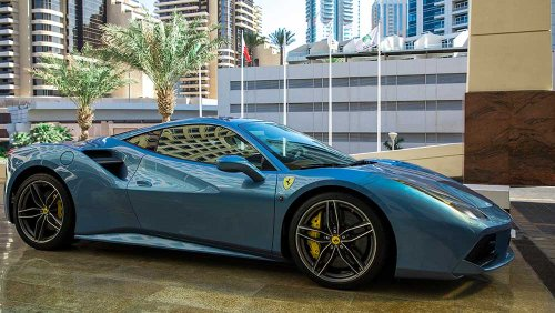 Ferrari Will Launch Its First Electric Supercar In 2025