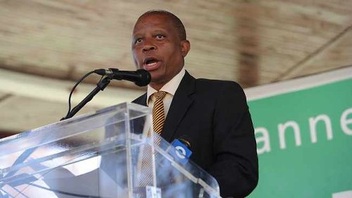 ActionSA leader Herman Mashaba introduces new candidates selection system