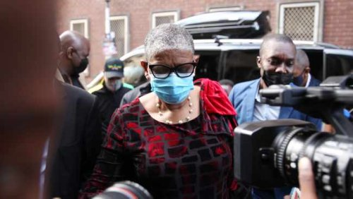 Zandile Gumede's political future 'hangs in the balance' after her own ward rejects her