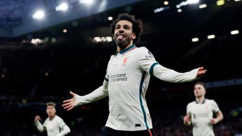 Mohamed Salah stars as Manchester United humiliated by 5-star Liverpool