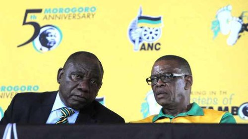 Defiant Ace Magashule suspends Ramaphosa as ANC president
