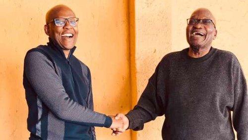 Mzwanele Manyi takes the reins as Jacob Zuma's spokesman