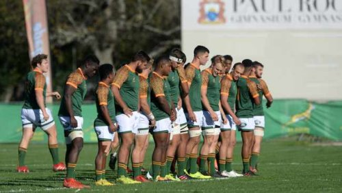 Junior Boks ready for red hot Argentina