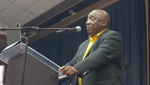 Cyril Ramaphosa pleads with ANC councillor candidates not to be corrupt