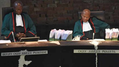 Chief justice panel receives more than 500 comments from the public