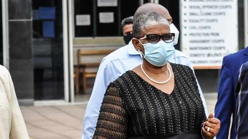 Zandile Gumede supporters fume as corruption trial postponed to November 30