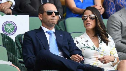 Sergio Garcia's American wife calls on US Ryder Cup fans to cheer not jeer