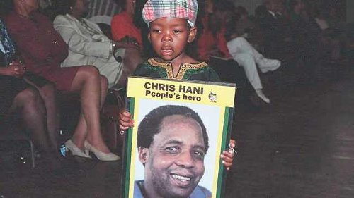 Chris Hani would not be proud of SA today