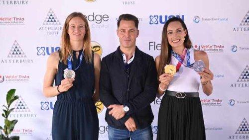 Olympic medallists Tatjana Schoenmaker, Bianca Buitendag rewarded by crowd-funding initiatives