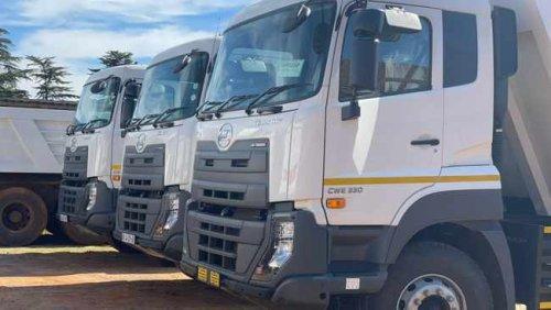 Embattled Emfuleni municipality gets trucks day after sheriff attached its vehicles