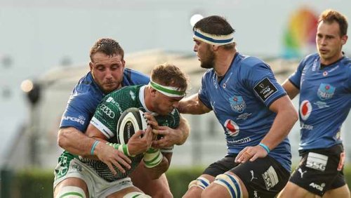 Inspired Benetton too hot to handle for shell-shocked Bulls in Rainbow Cup final