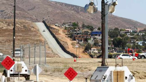 Biden under pressure as US-Mexico border arrests reach record highs