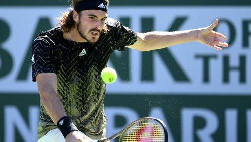 Alexander Zverev, Stefanos Tsitsipas crash out of ATP Indian Wells Masters