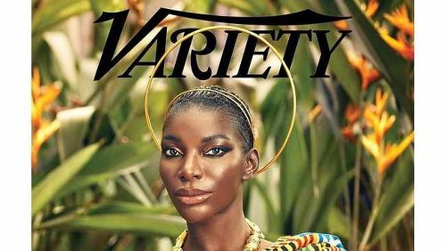 LOOK: Michaela Coel slays on the cover of Variety