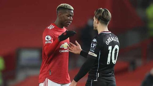 Sell Paul Pogba and buy Jack Grealish, says ex-Manchester United coach