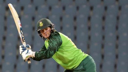 ICC women's player of the month award keeps Lizelle Lee 'motivated to work harder'