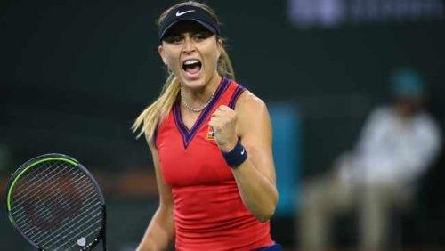 Paula Badosa sets up Indian Wells finals against former champ Victoria Azarenka