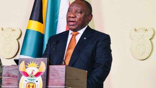 Cyril Ramaphosa to address White House's global Covid-19 summit