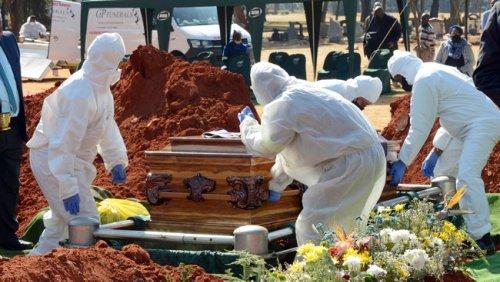 SA Covid-19 death toll passes 70 000 mark
