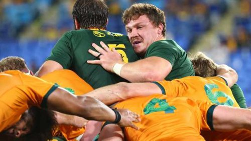 Springbok forward Jasper Wiese cited for foul play