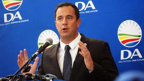 The name's John, John Vuli Gate: Twitterverse in stiches over John Steenhuisen's reference to popular SA song